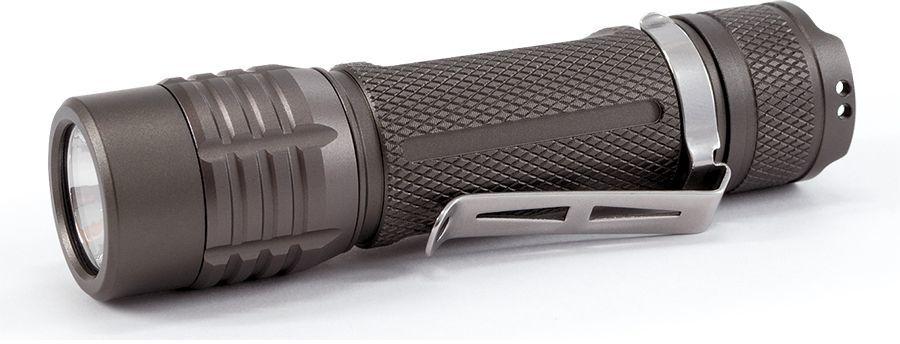 Купить Ручной фонарь ЯРКИЙ ЛУЧ G15 Tactic Nichia 219D, серый в интернет-магазине СИТИЛИНК, цена на Ручной фонарь ЯРКИЙ ЛУЧ G15 Tactic Nichia 219D, серый (1211660) - Иркутск