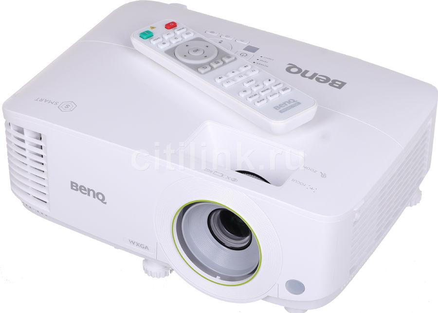 Купить Проектор BENQ EW600, белый в интернет-магазине СИТИЛИНК, цена на Проектор BENQ EW600, белый (1211934) - Самара