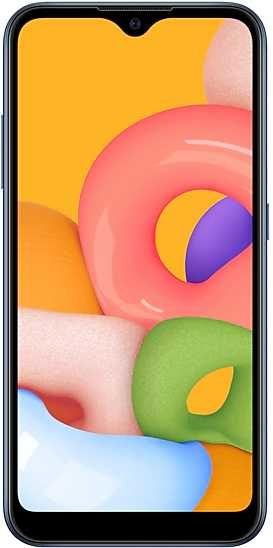 Купить Смартфон SAMSUNG Galaxy A01 16Gb,  SM-A015F,  синий в интернет-магазине СИТИЛИНК, цена на Смартфон SAMSUNG Galaxy A01 16Gb,  SM-A015F,  синий (1211937) - Владимир