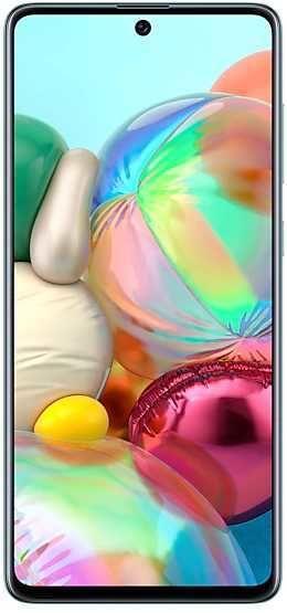 Смартфон SAMSUNG Galaxy A71 128Gb,  SM-A715F,  голубой