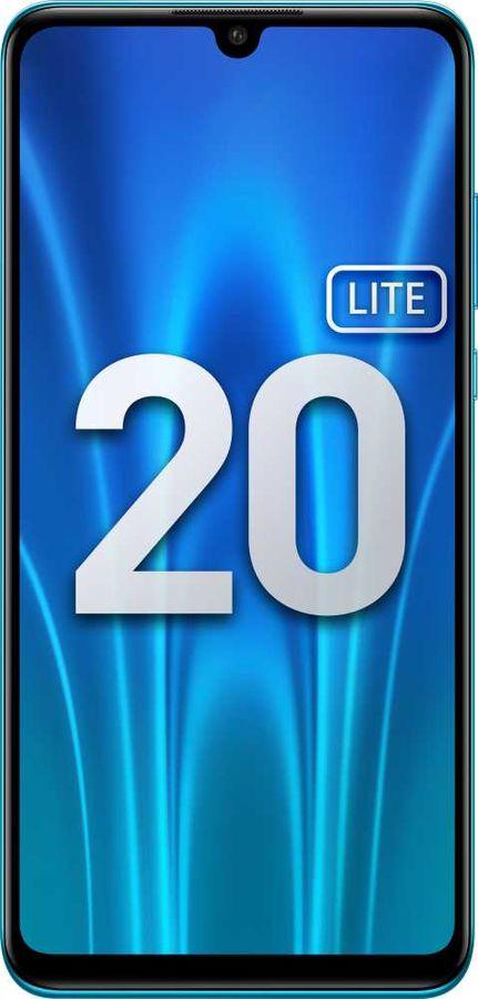 Смартфон HONOR 20 Lite 128Gb,  бирюзовый