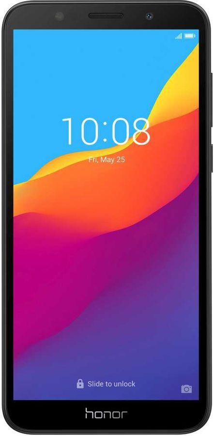 Смартфон HONOR 7s 16Gb,  черный