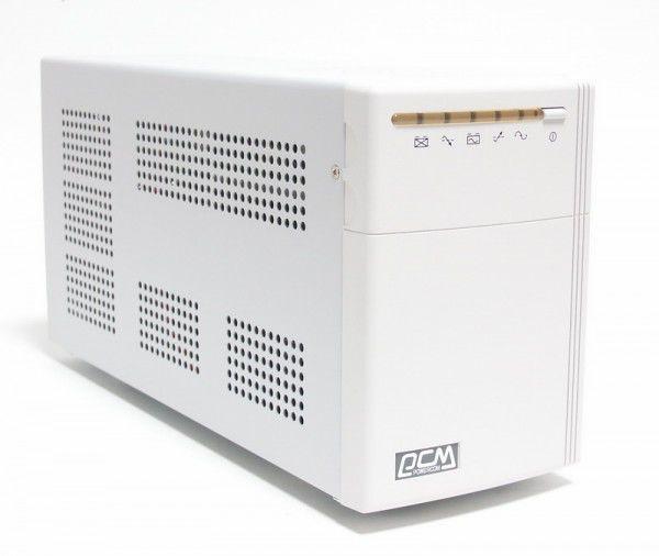 Источник бесперебойного питания Powercom KIN 800AP [kin-800a-6c0-244p]