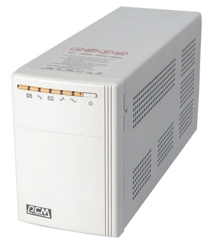 Источник бесперебойного питания POWERCOM King Pro KIN-1200AP,  1200ВA [kin-1200-6c0-244p]