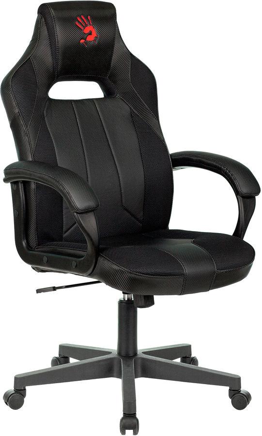 Кресло игровое A4 Bloody GC-200, черный
