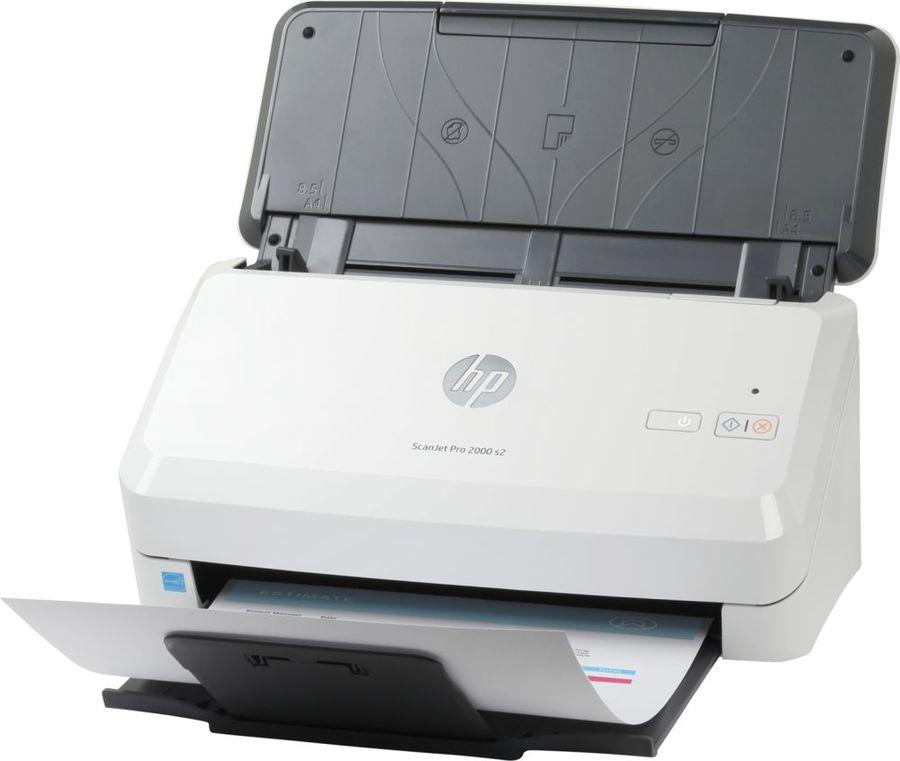Сканер HP ScanJet Pro 2000 S2