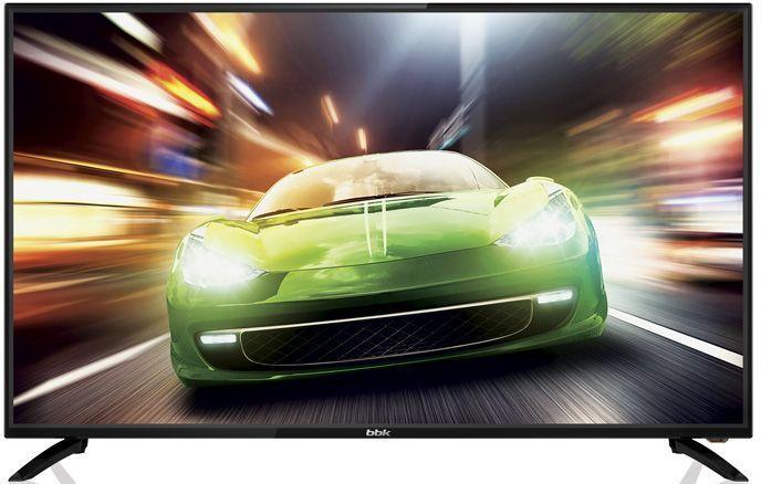 """Телевизор BBK 43LEX-8169/UTS2C, 43"""", Ultra HD 4K"""