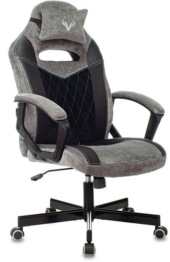 Кресло игровое БЮРОКРАТ VIKING 6 KNIGHT, черный