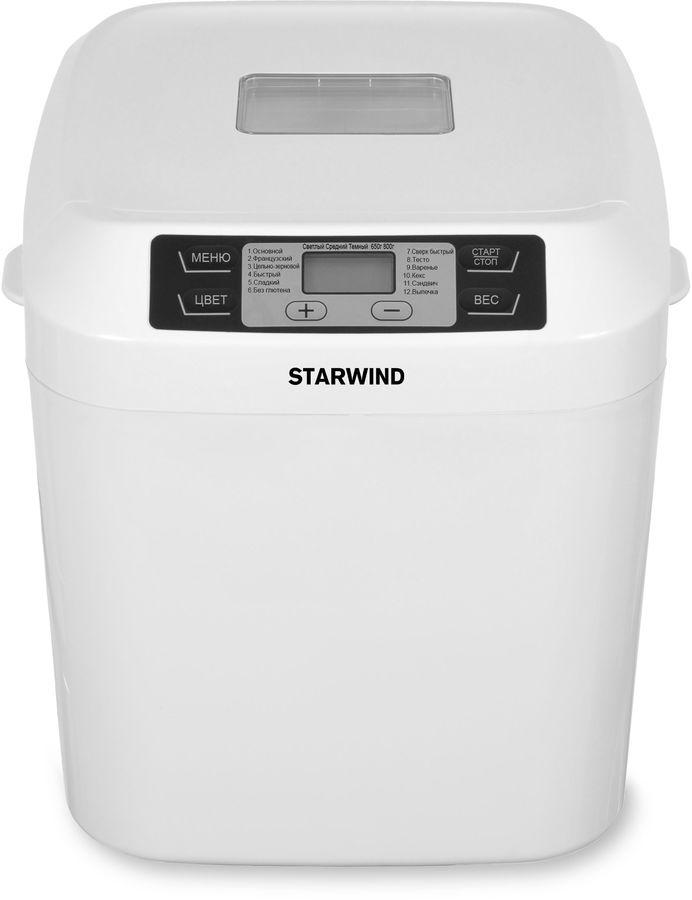 Купить Хлебопечь STARWIND SBMP1022, белый в интернет-магазине СИТИЛИНК, цена на Хлебопечь STARWIND SBMP1022, белый (1383582) - Старый Оскол