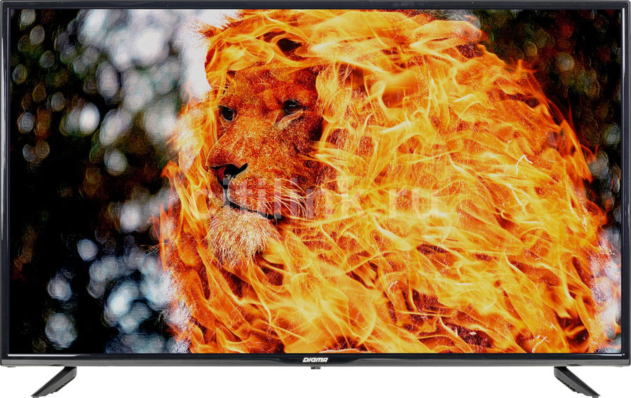 "Телевизор DIGMA DM-LED43UQ31, 43"", Ultra HD 4K"