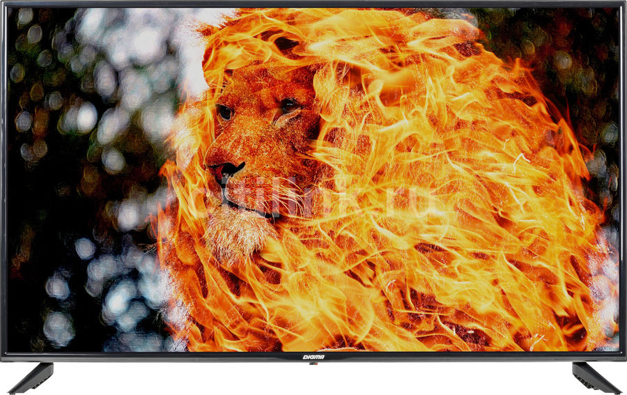 "Телевизор DIGMA DM-LED50UQ31, 50"", Ultra HD 4K"