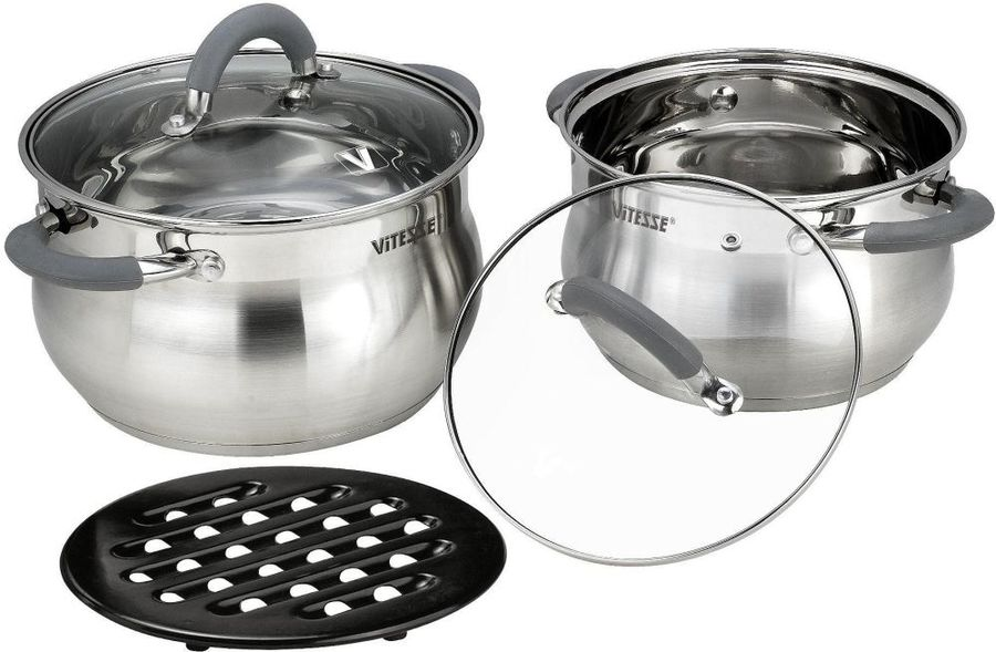 Набор посуды VITESSE La Clarine VS-2038