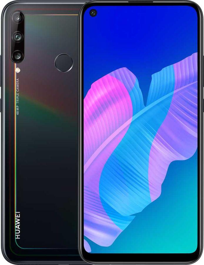 Смартфон HUAWEI P40 lite E NFC 64Gb, полночный черный, отзывы владельцев в интернет-магазине СИТИЛИНК (1392287) - Москва