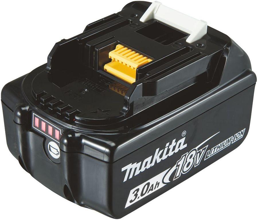 Батарея аккумуляторная Makita BL1830 18В 3Ач Li-Ion (197599-5)