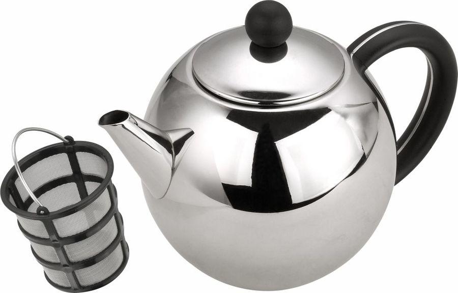 Купить Чайник завароч. Vitesse Carola 1л серебристый (VS-1236) в интернет-магазине СИТИЛИНК, цена на Чайник завароч. Vitesse Carola 1л серебристый (VS-1236) (1403709) - Кострома