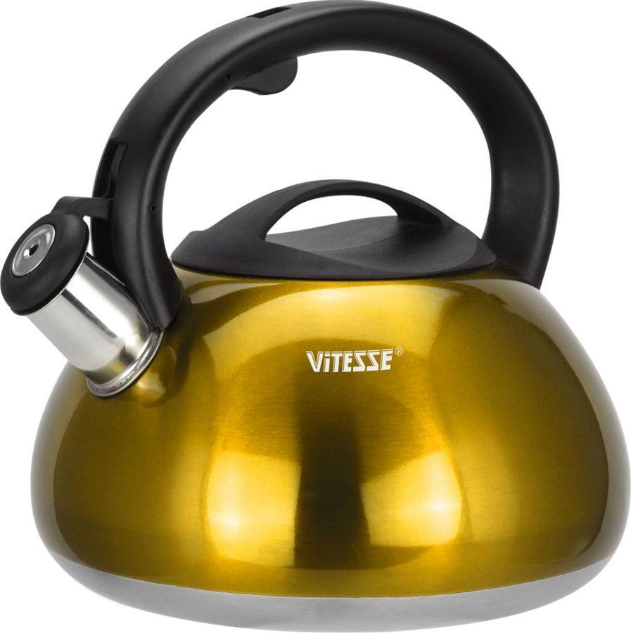 Купить Металлический чайник VITESSE VS-1121 в интернет-магазине СИТИЛИНК, цена на Металлический чайник VITESSE VS-1121 (1410377) - Волгоград