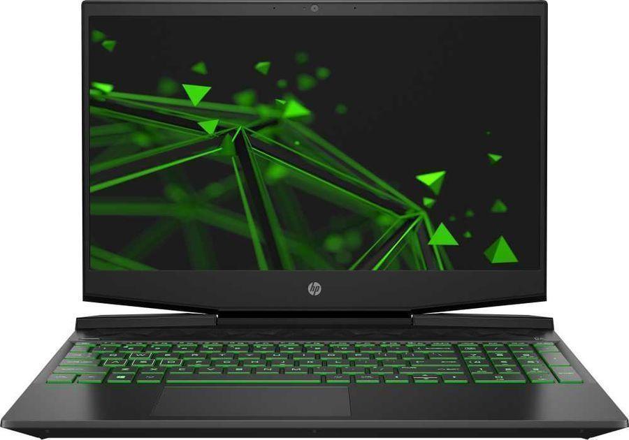 Ноутбук HP Pavilion Gaming 15-dk1059ur, 24A19EA, черный, отзывы владельцев в интернет-магазине СИТИЛИНК (1412051) - Москва