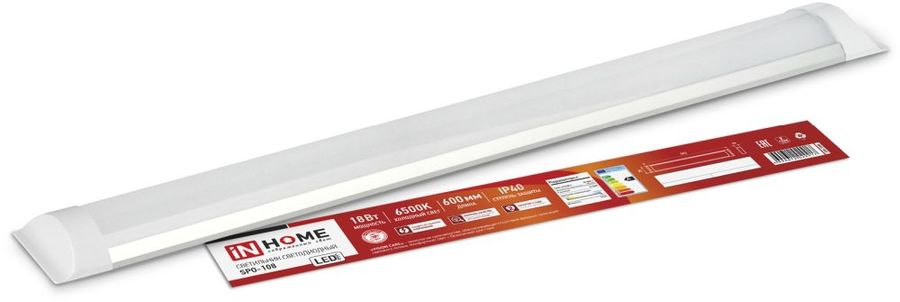 Светильник Inhome SPO-108 18Вт 6500K белый опал
