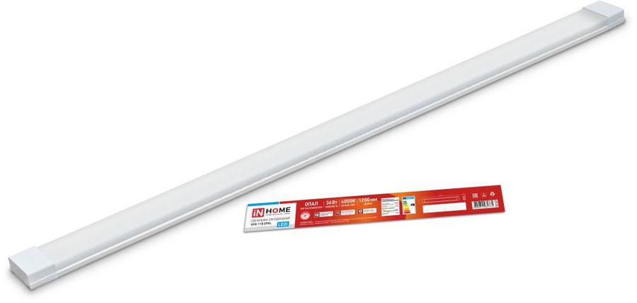 Светильник Inhome SPO-110 36Вт 4000K белый опал