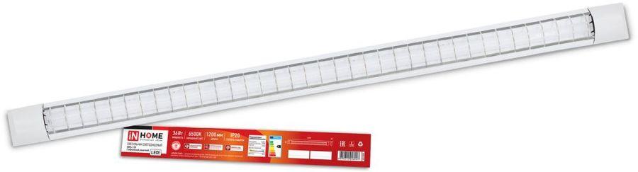 Светильник Inhome SPO-119 36Вт 6500K белый зеркальная решетка