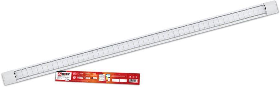 Светильник Inhome SPO-119 45Вт 6500K белый зеркальная решетка