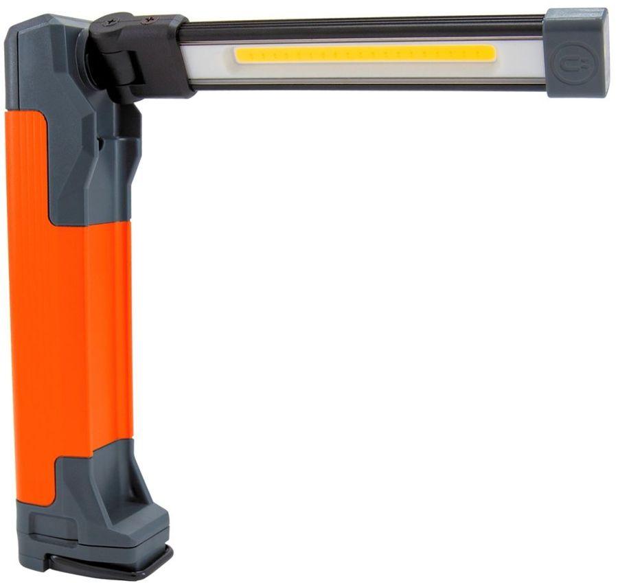 Купить Аккумуляторный фонарь ЯРКИЙ ЛУЧ Optimus Fold 400, черный / оранжевый в интернет-магазине СИТИЛИНК, цена на Аккумуляторный фонарь ЯРКИЙ ЛУЧ Optimus Fold 400, черный / оранжевый (1415112) - Тюмень