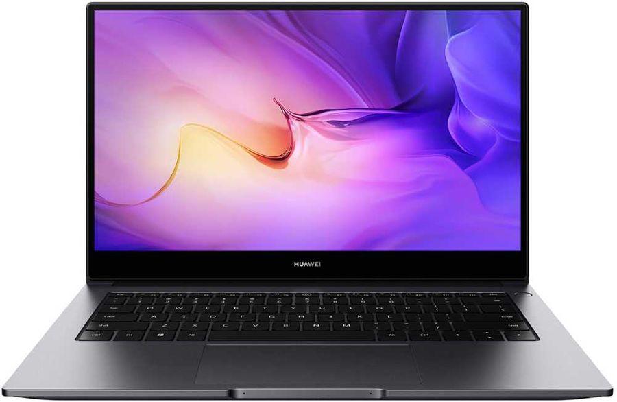 Ноутбук HUAWEI MateBook D 14 NblL-WDQ9, 53011FQD, серый, отзывы владельцев в интернет-магазине СИТИЛИНК (1415951) - Москва