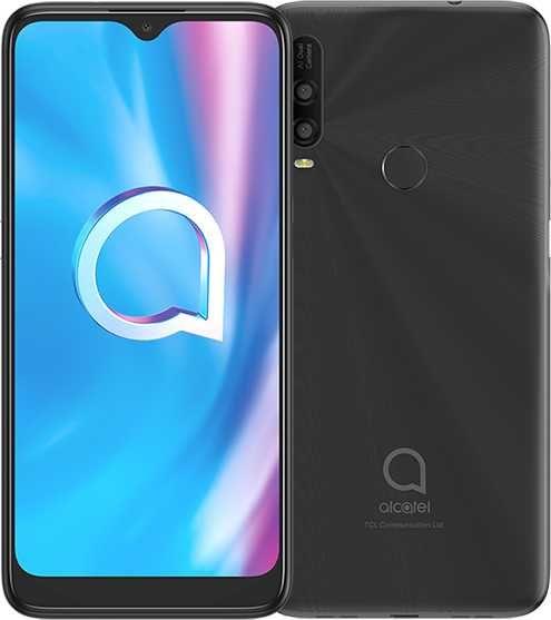 Купить Смартфон ALCATEL 1SE light 32Gb, 4087U, серый в интернет-магазине СИТИЛИНК, цена на Смартфон ALCATEL 1SE light 32Gb, 4087U, серый (1416126) - Москва