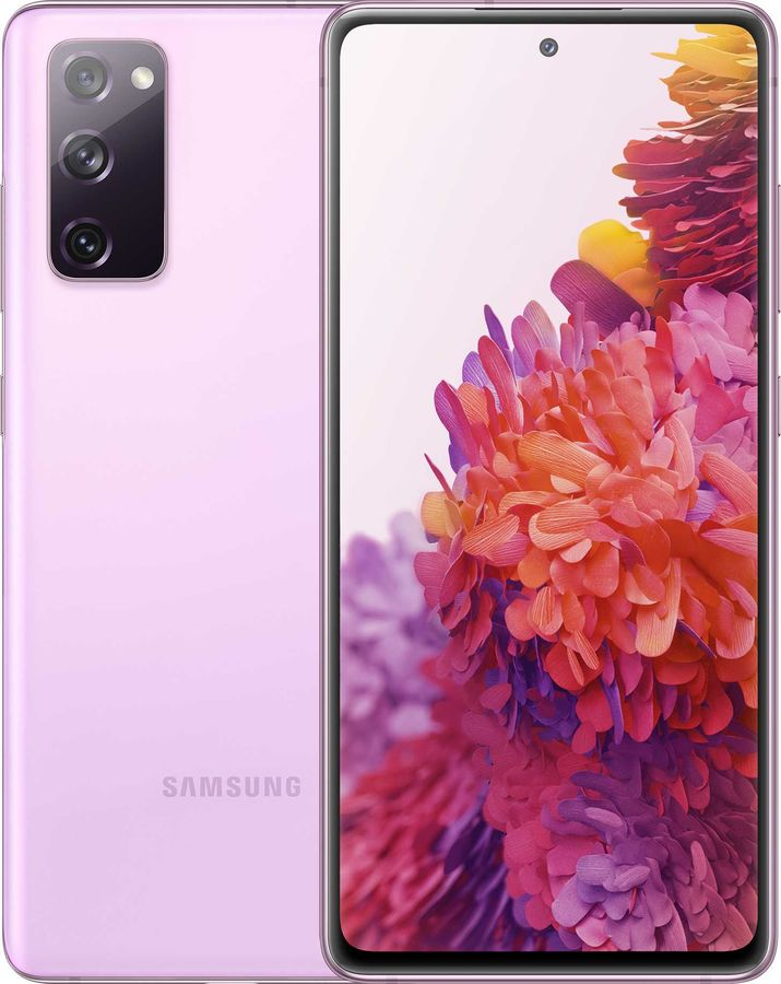 Смартфон SAMSUNG Galaxy S20 FE 128Gb,  SM-G780F,  лаванда