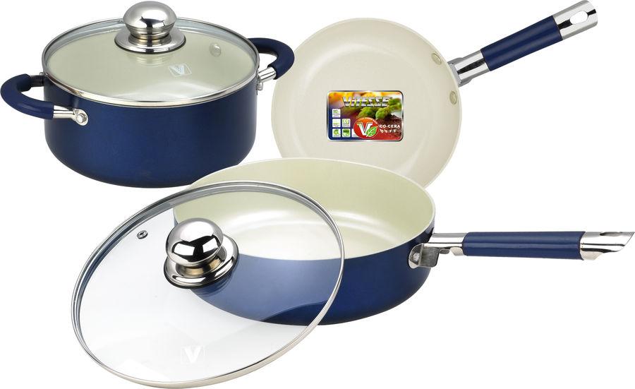Купить Набор посуды VITESSE VS-2223 в интернет-магазине СИТИЛИНК, цена на Набор посуды VITESSE VS-2223 (1421253) - Пятигорск