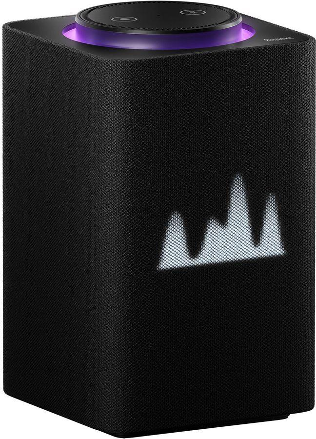 Умная колонка ЯНДЕКС Станция Макс, черный, отзывы владельцев в интернет-магазине СИТИЛИНК (1445077) - Санкт-Петербург