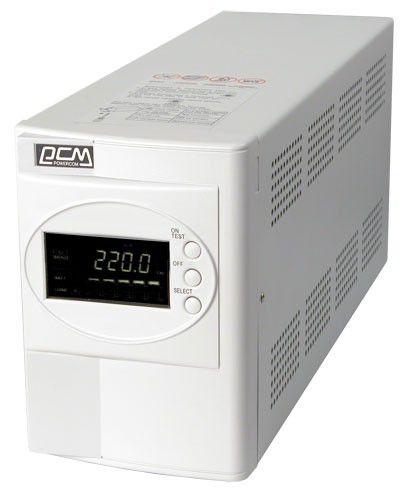 Источник бесперебойного питания POWERCOM Smart King SMK-2000A-LCD,  2000ВA [smk-02kg-8c0-0012]