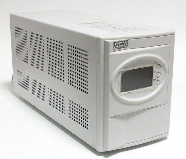 Источник бесперебойного питания POWERCOM Smart King SMK-2500A-LCD,  2500ВA [smk-2k5g-8c0-0012]