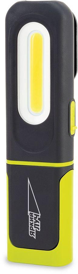 Универсальный фонарь ЯРКИЙ ЛУЧ Optimus Accu Pocket Twist, черный / зеленый