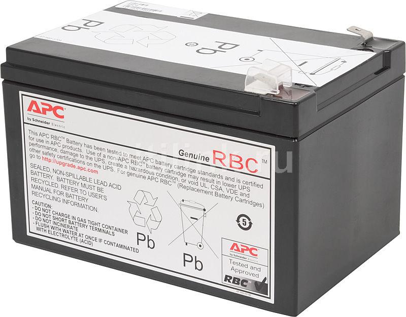 Батарея для ИБП APC RBC4  12В,  12Ач