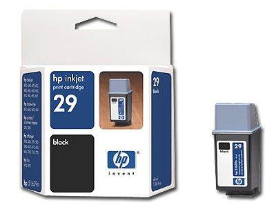 Картридж HP 51629AE черный