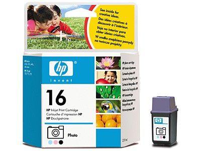 Картридж HP C1816A многоцветный