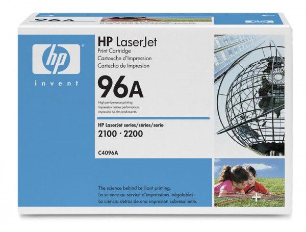 Картридж HP 96A черный [c4096a]