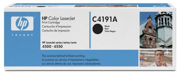 Картридж HP C4191A черный