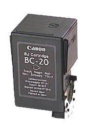Картридж CANON BC-20 черный [0895a002]