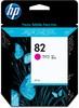 Картридж HP 82 пурпурный [c4912a] вид 1
