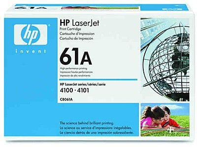 Картридж HP C8061A черный