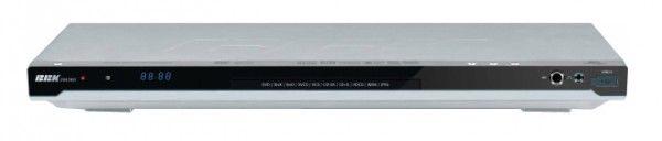 DVD-плеер BBK DV628SI,  серый,  диск 4000 песен