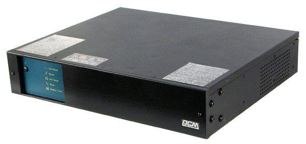 Источник бесперебойного питания POWERCOM King Pro KIN-2200AP-RM,  2200ВA [krm-2200-6g0-244p]
