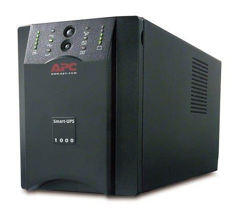Источник бесперебойного питания APC Smart-UPS XL SUA1000XLI,  1000ВA