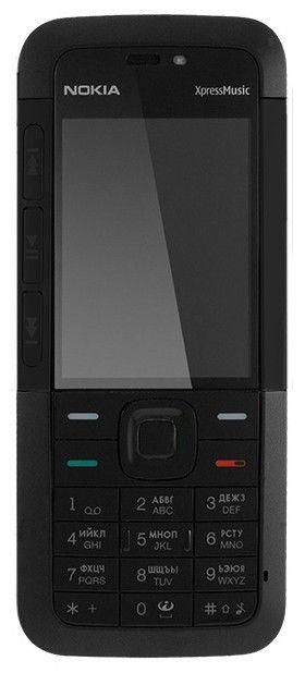 Музыкальный телефон NOKIA 5310 Xpress Music  черный