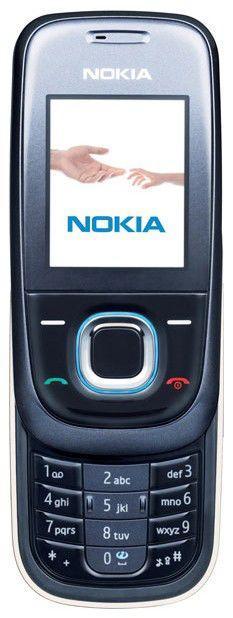 Мобильный телефон NOKIA 2680 Slide  серый