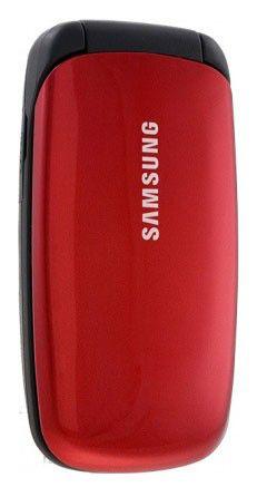 Мобильный телефон SAMSUNG GT-E1310M  красный