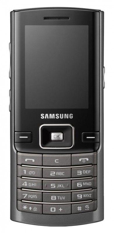 Мобильный телефон SAMSUNG Duos D780  серебристый