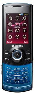 Мобильный телефон SAMSUNG S5200  синий